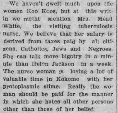Helen Jackson -- January 4, 1924