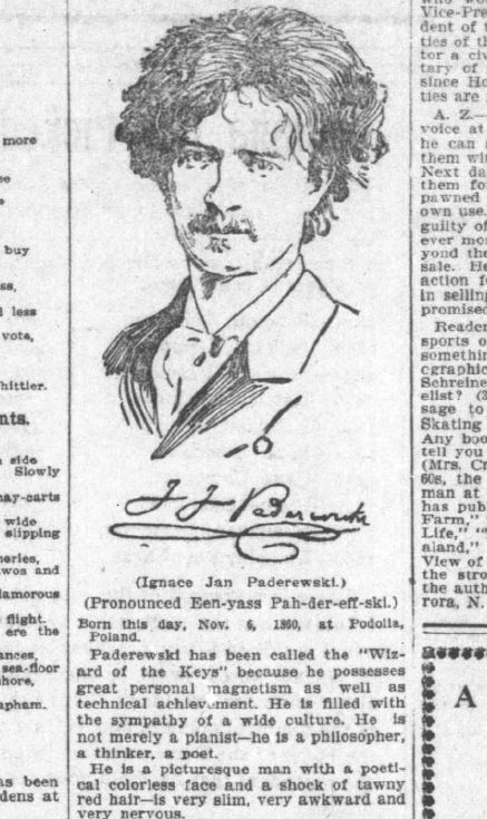 Indianapolis News, November 6, 1900