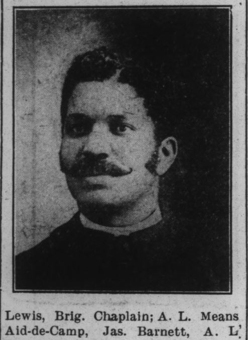 Indianapolis Recorder, January 15, 1910