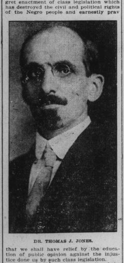 Indianapolis Recorder, July 30, 1910