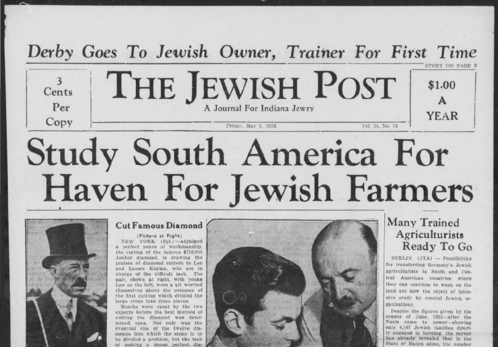 Jewish Post, May 8, 1936 (3)