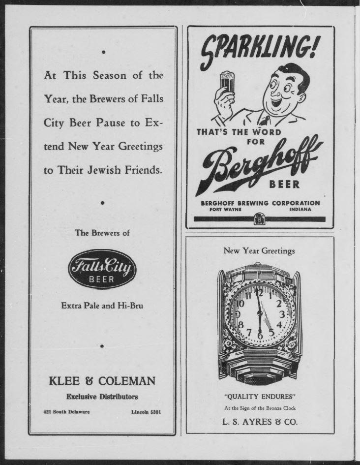 Jewish Post, September 14, 1939 (2)