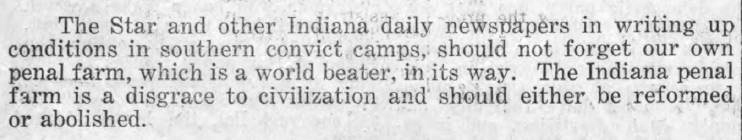 Muncie Post-Democrat, April 13, 1923