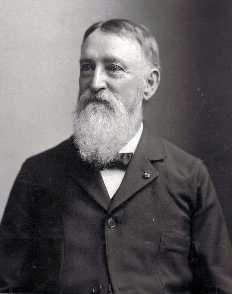 Benjamin F. Haugh