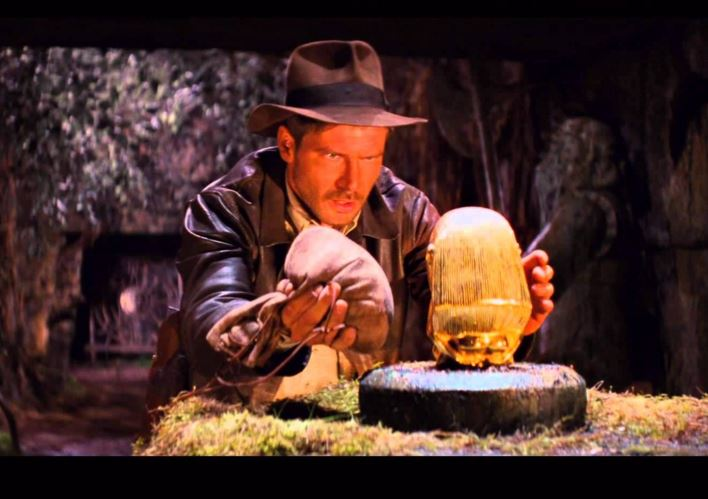 Indiana Jones and Golden Idol
