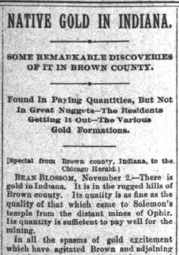 Indianapolis News, November 4, 1893