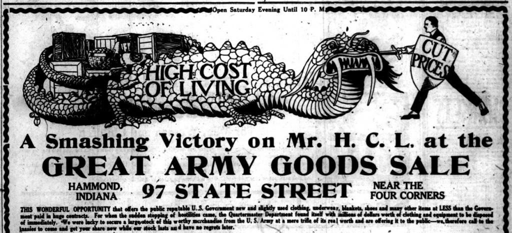 Lake County Times, July 9, 1920