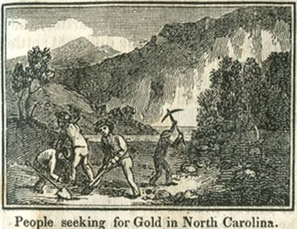 North Carolina gold