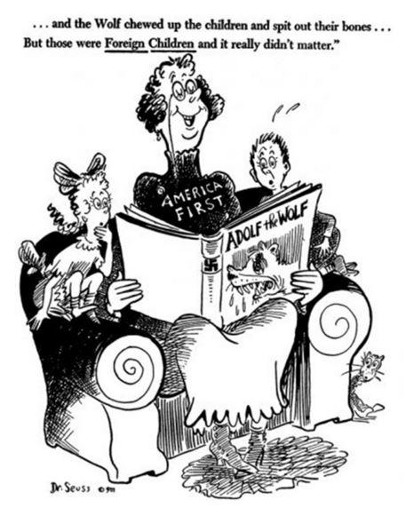 Dr. Seuss 1941