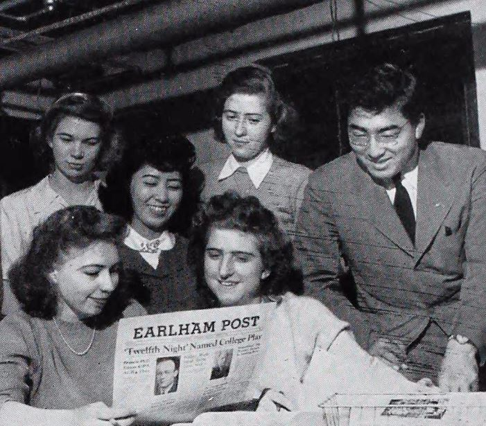 Earlham Post, 1944