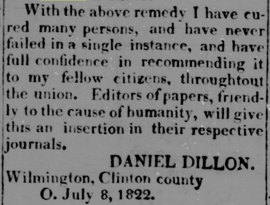 Richmond Weekly Intelligencer, August 28, 1822 (2)