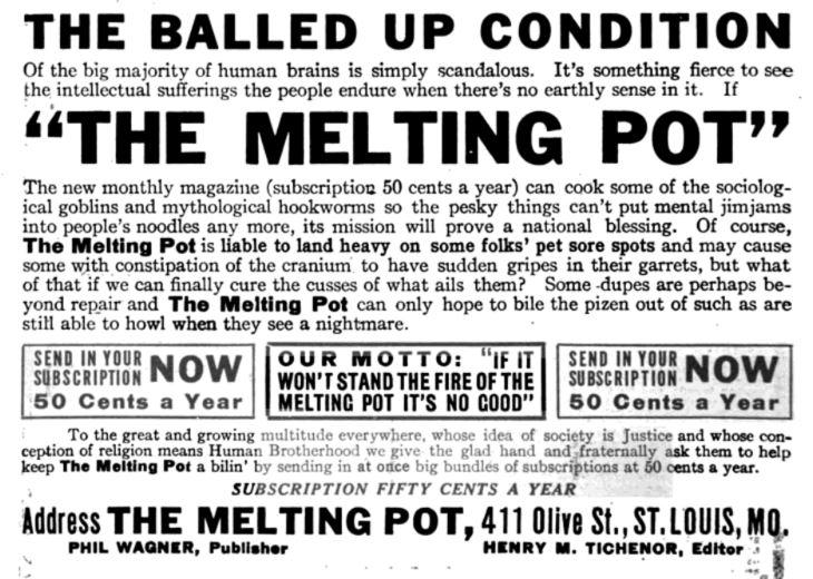 The International Socialist Review, April 1913