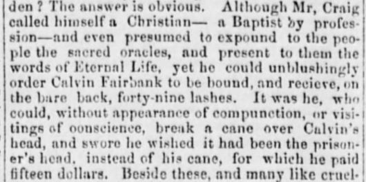 Anti-Slavery Bugle, Lisbon, Ohio, April 12, 1856