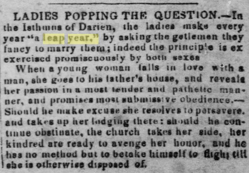 Evansville Journal, April 24, 1845