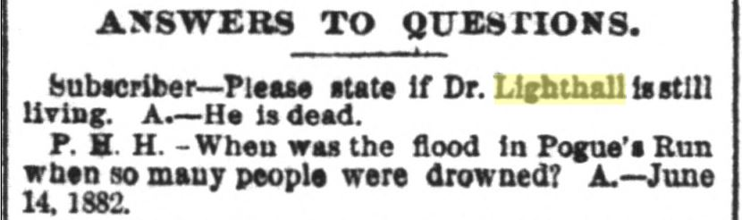 Indianapolis News, March 5, 1888