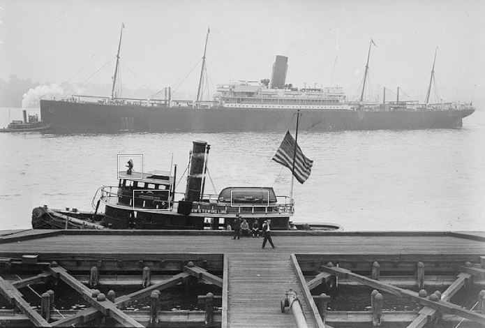 the essay of lusitania Lusitania, sinking of the on 7 may 1915, a german submarine sank without warning the lusitania, killing 128 americans since germany had warned travelers against sailing on british or allied ships, many believed that the sinking was premeditated.