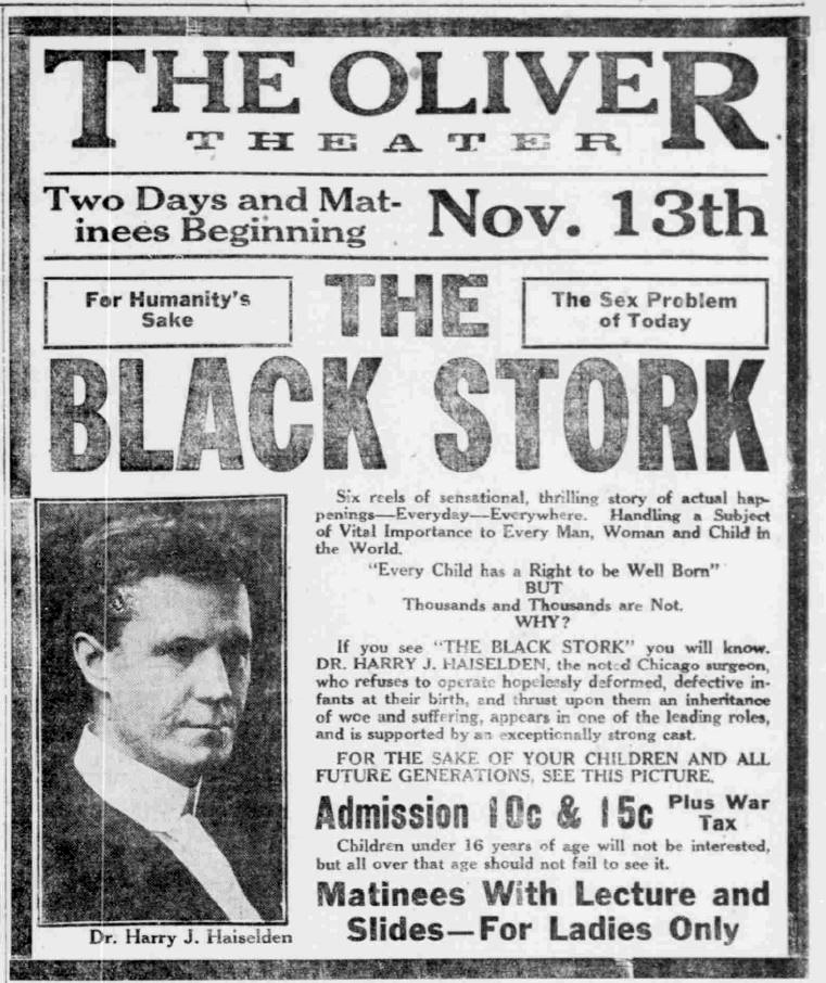 South Bend News-Times, November 9, 1917
