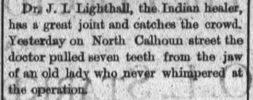 The Fort Wayne Sentinel, July 25, 1884