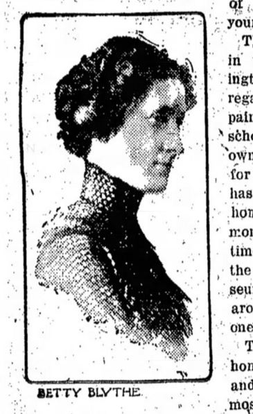 Indianapolis Star, January 19, 1913