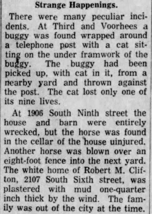 Terre Haute Tribune, March 23, 1958 (1)
