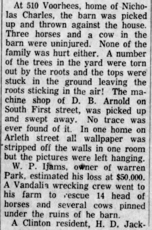 Terre Haute Tribune, March 23, 1958 (2)