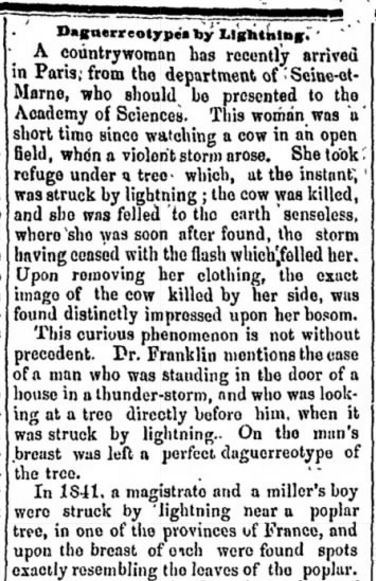 The Berkshire County Eagle (Pittsfield, Massachusetts), May 28, 1858