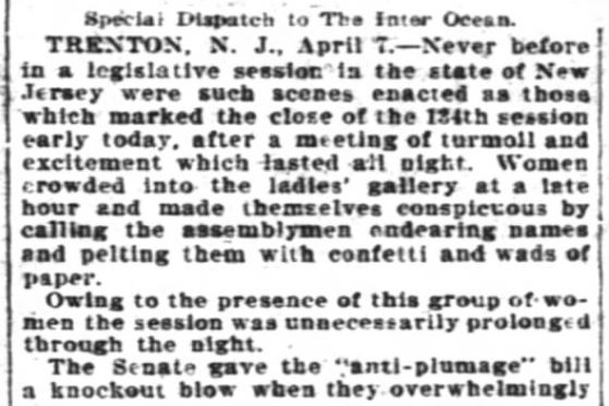 The Inter Ocean, Chicago, April 8, 1910 (2)