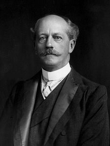 Dr. Percival Lowell, founder of the Lowell Observatory. Courtesy of Wikipedia.