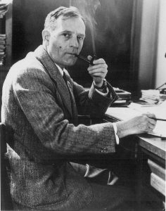 Edwin Hubble. Courtesy of Sonoma State University.