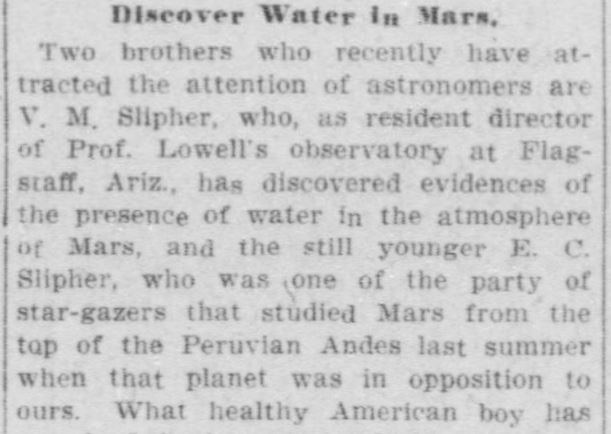 The Washington Herald, April 05, 1908. Courtesy of Chronicling America.