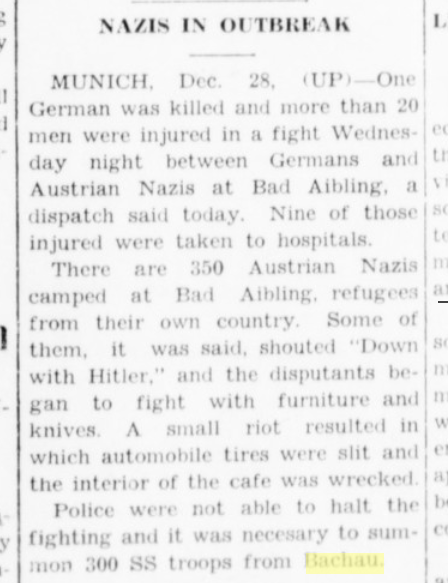 Greencastle Daily Banner, December 28, 1934, 1, Hoosier State Chronicles.