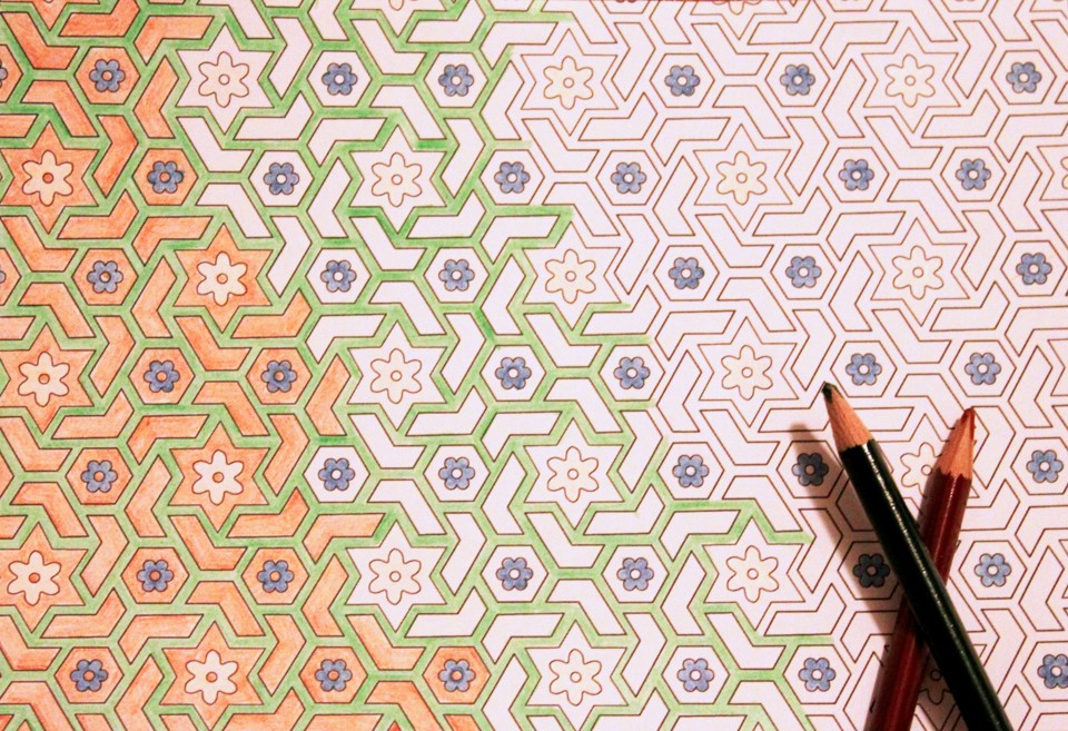 Julie Beck, The Zen of Adult Coloring Books, The Atlantic, November 4, 2015, accessed www.theatlantic.com