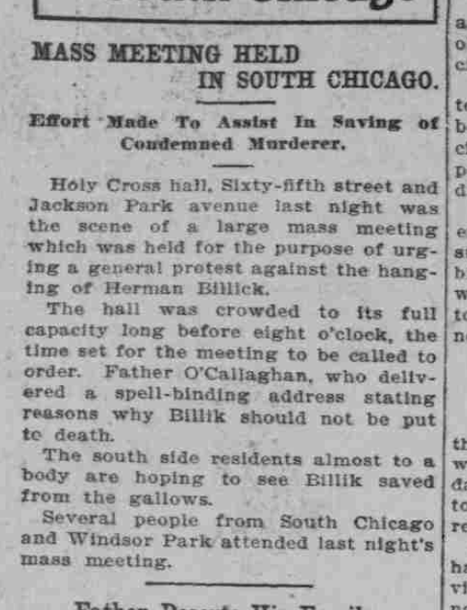 Lake County Times, June 12, 1908, 5, Hoosier State Chronicles.