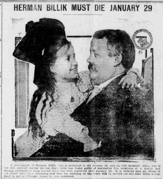 Alburquerque (NM) Citizen, January 21, 1909, 1, accessed Chronicling America, Library of Congress.