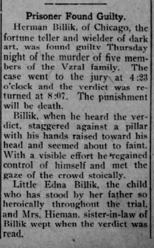 Plymoth Tribune, July 25, 1907, 4, Hoosier State Chronicles.