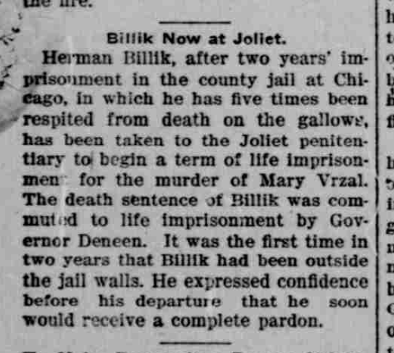 Plymouth Tribune, February 4, 1909, 2, Hoosier State Chronicles.