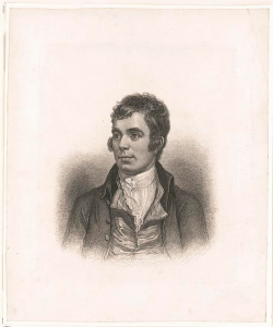 "William Nicholson, ""Robert Burns,"" etching, 1819, Library of Cngress Prints and Photographs Division, accessed http://www.loc.gov/pictures/item/2013645279/"