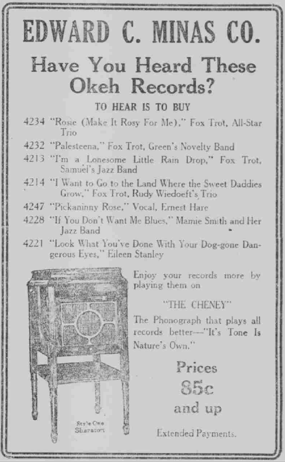 Hammond Times, March 4, 1921, 5, Hoosier State Chronicles