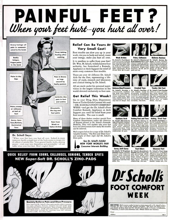 Advertisement, Life Magazine, Jun 12, 1939, 41, accessed Google Books