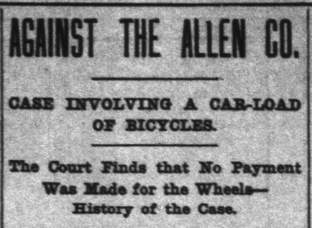 Indianapolis News, July 12, 1900, Hoosier State Chronicles.