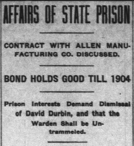 Indianapolis News, September 14, 1901, Hoosier State Chronicles.