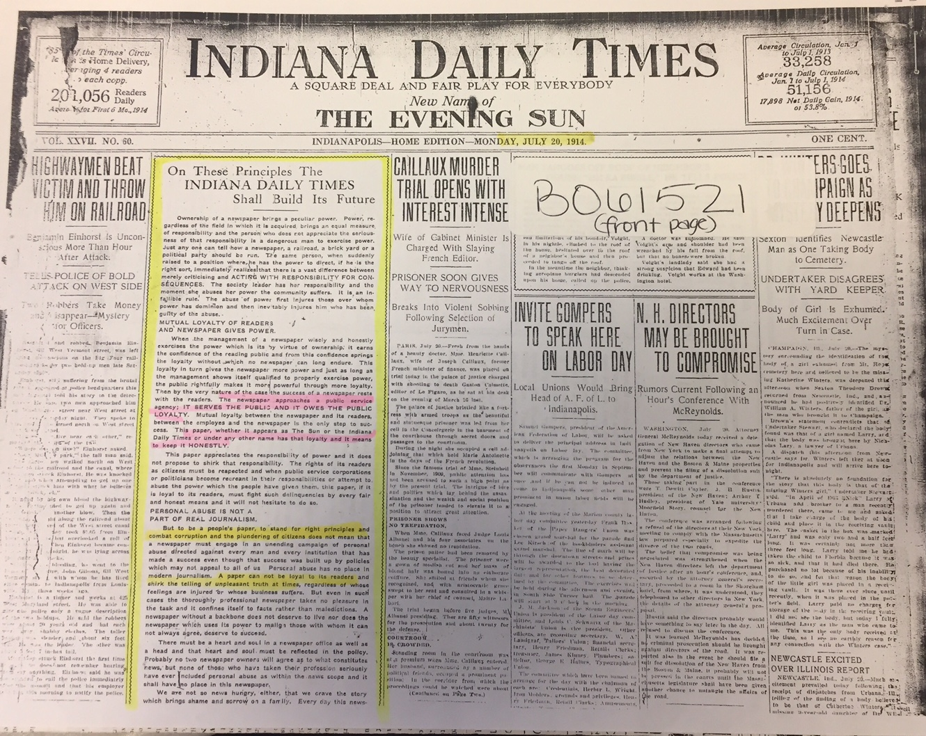 ku klux klan hoosier state chronicles na s digital na daily times 20 1914 na historical bureau historical marker file
