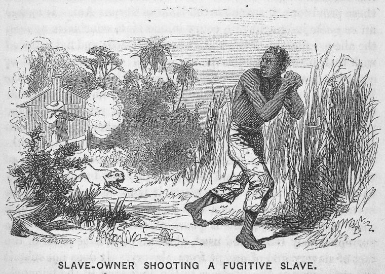 Fugitive Slaves In Indiana A Study In Newspapers