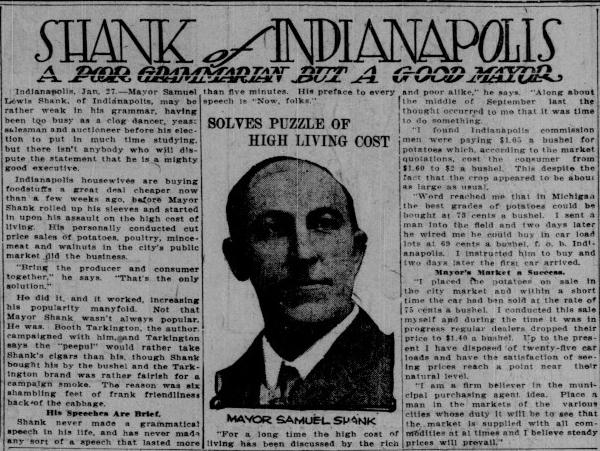 Hoosier State Chronicles Indianas Digital Newspaper Program